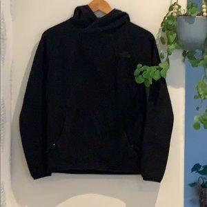 North Face fleece pullover sweatshirt